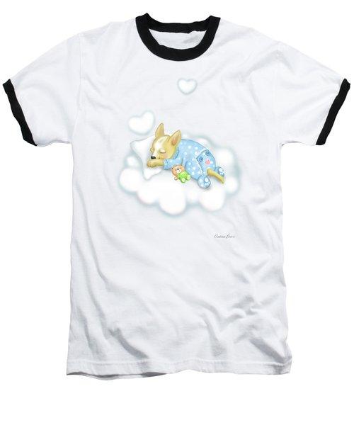 Chihuahua Zoe Baby Baseball T-Shirt