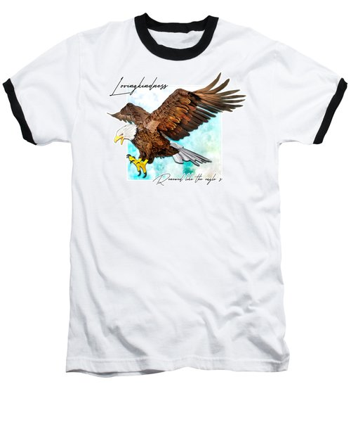 Renewed Like The Eagle's Baseball T-Shirt