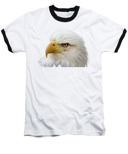 Eagle Eye Baseball T-Shirt by Shane Bechler