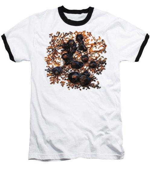Volcanic Baseball T-Shirt by Sami Tiainen