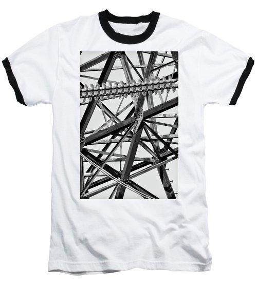 What's Your Angle Baseball T-Shirt