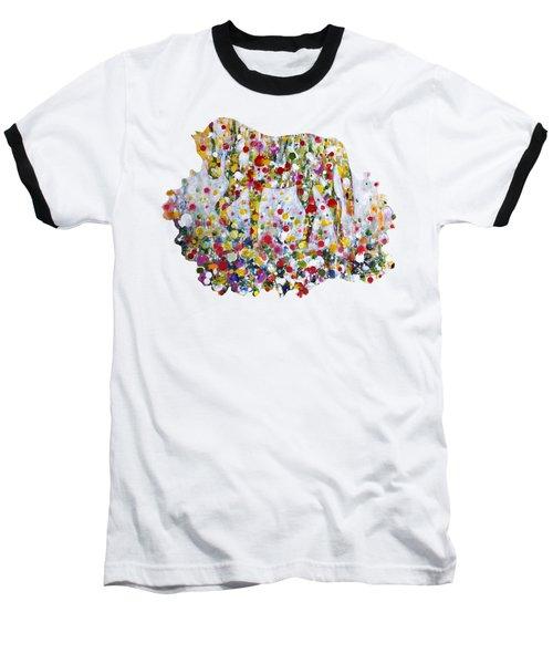 As One Baseball T-Shirt by Kume Bryant