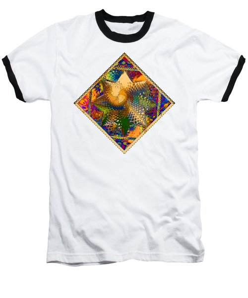 As Psychedelic As Possible Baseball T-Shirt
