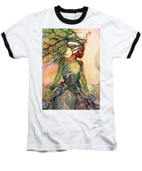 Asase Yaa Baseball T-Shirt