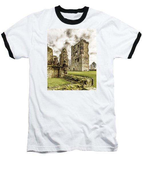 Ashby Castle Baseball T-Shirt