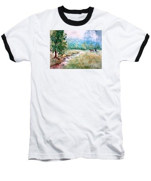 Aska Farm Creek Baseball T-Shirt