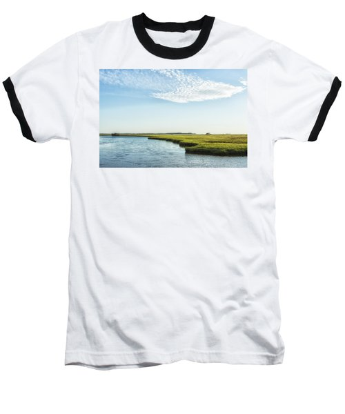 Assateague Island Baseball T-Shirt