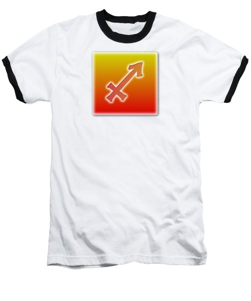 Sagittarius Sun Sign Astrology  Baseball T-Shirt