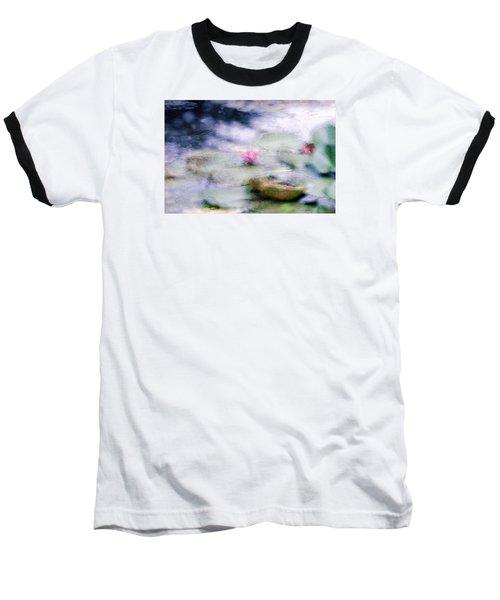 At Claude Monet's Water Garden 12 Baseball T-Shirt