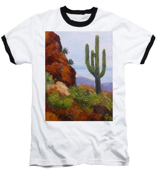 At Javelina Rocks Baseball T-Shirt