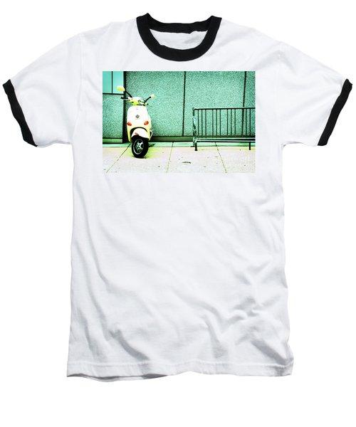 At Lunch Baseball T-Shirt