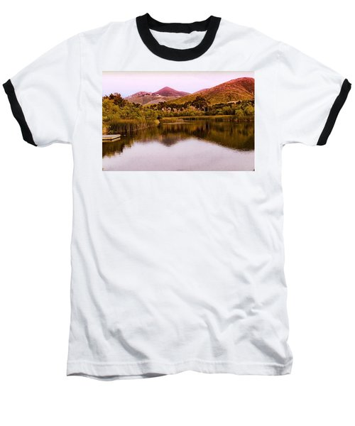 At The Lake Baseball T-Shirt