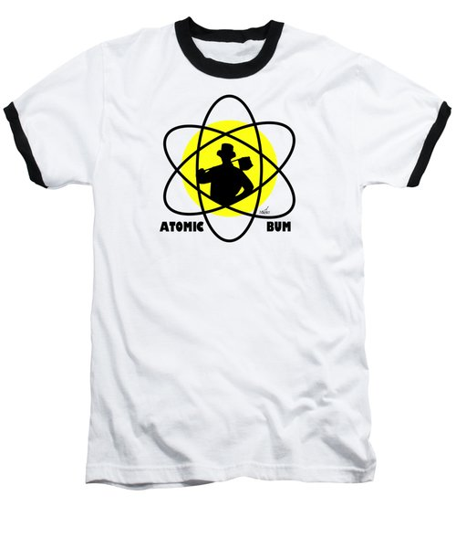Atomic Bum Baseball T-Shirt