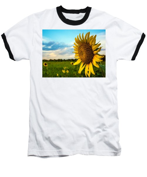 August Icon  Baseball T-Shirt