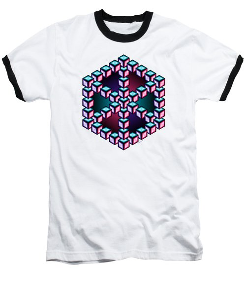 Aurelia Cube 2 Baseball T-Shirt