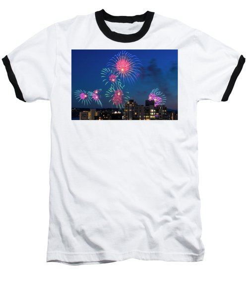 Australia 1 Baseball T-Shirt