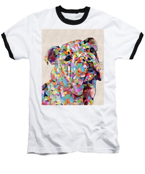 Australian Bulldog  Baseball T-Shirt