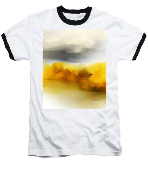 Autumn Along The River Baseball T-Shirt