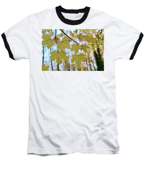 Autumn Beauty Baseball T-Shirt