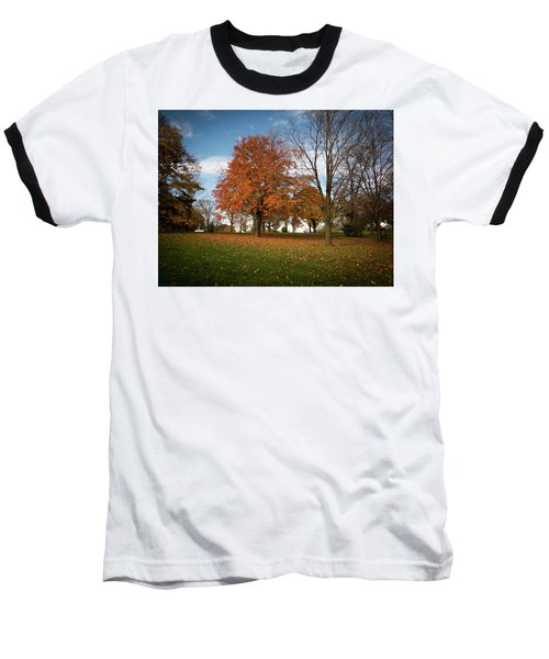 Autumn Bliss Baseball T-Shirt