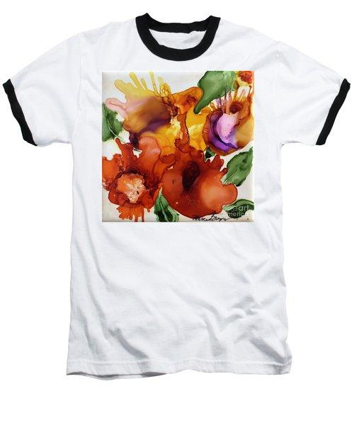 Autumn Bouquet Baseball T-Shirt