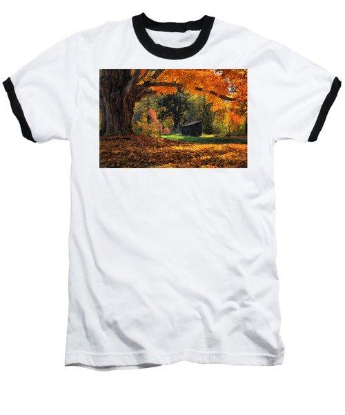 Autumn Brilliance Baseball T-Shirt