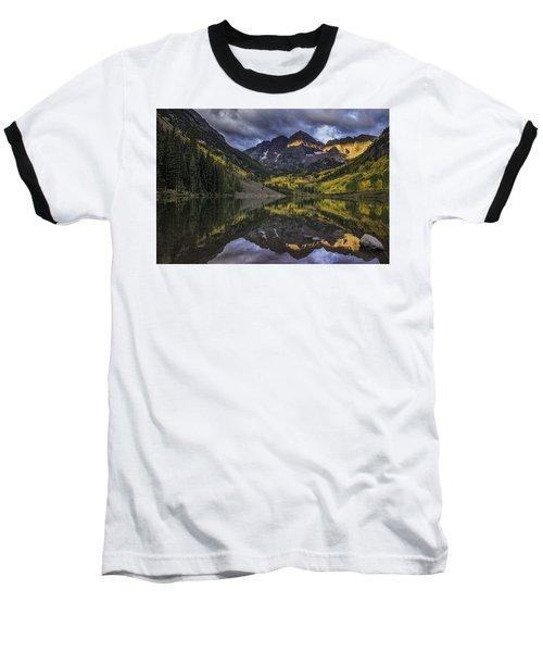 Autumn Dawn Baseball T-Shirt