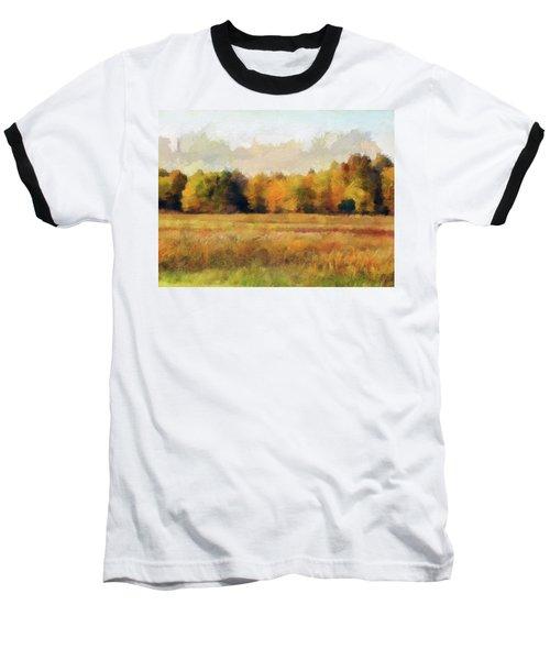 Autumn Impression 2 Baseball T-Shirt