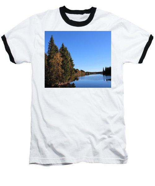 Autumn In Europe  Baseball T-Shirt