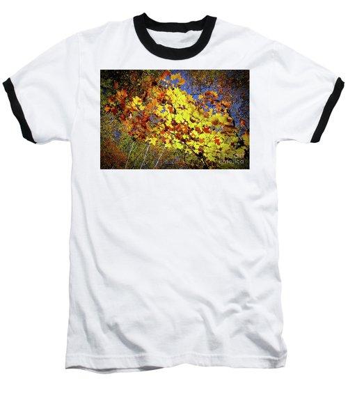 Baseball T-Shirt featuring the photograph Autumn Light by Tatsuya Atarashi