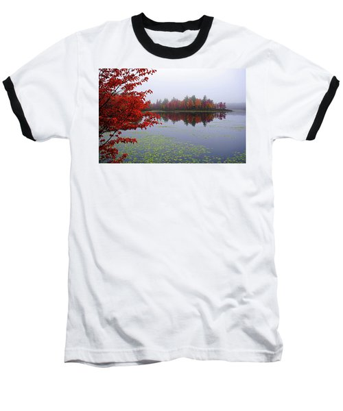 Autumn On The Bellamy Baseball T-Shirt