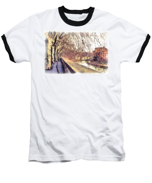 Baseball T-Shirt featuring the photograph Autumn by Sergey Simanovsky