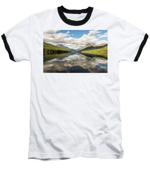 Avenue To The Mountains Baseball T-Shirt