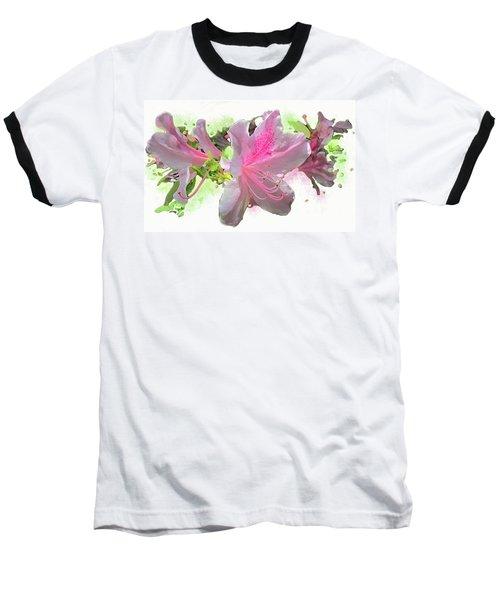 Azalea #2 Baseball T-Shirt