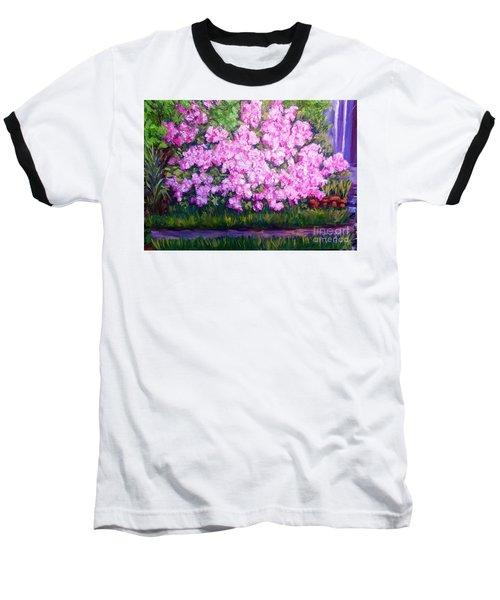 Azalea Spring Baseball T-Shirt