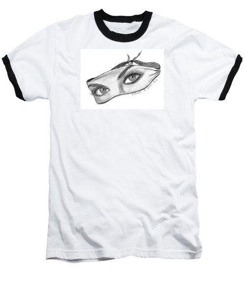 Babemask Baseball T-Shirt