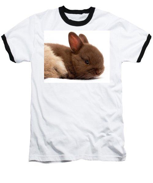 Baby Bunny  #03074 Baseball T-Shirt