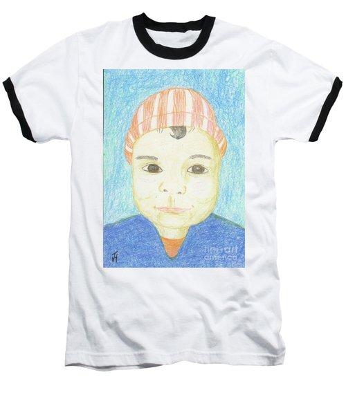 Baby Catherine Baseball T-Shirt