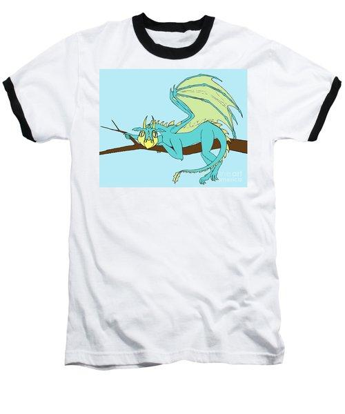 Baby Clarence Baseball T-Shirt