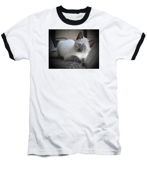 Baby Sweet Pea Baseball T-Shirt