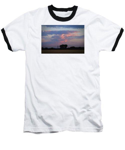 Baby Thunderstorm Baseball T-Shirt