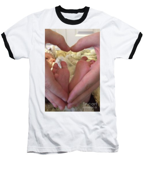 Baby Toes Baseball T-Shirt