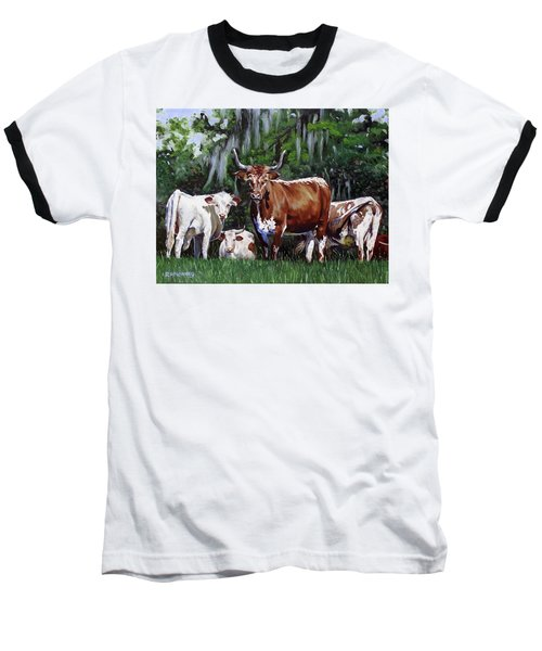 Back Off Baseball T-Shirt