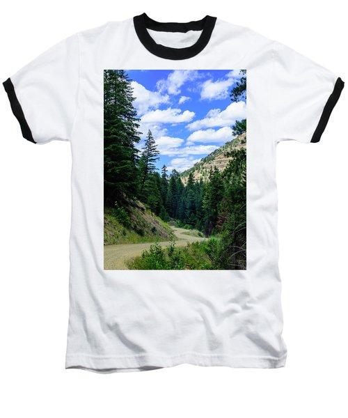 Back Roads Baseball T-Shirt