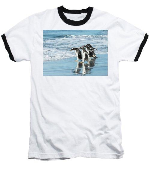 Back To The Sea. Baseball T-Shirt