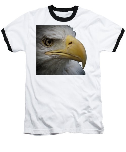 Bald Eagle 3 Baseball T-Shirt