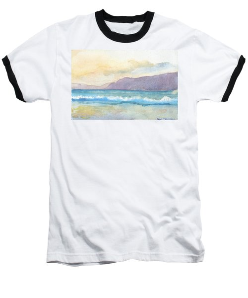 Ballenskelligs Beach Baseball T-Shirt