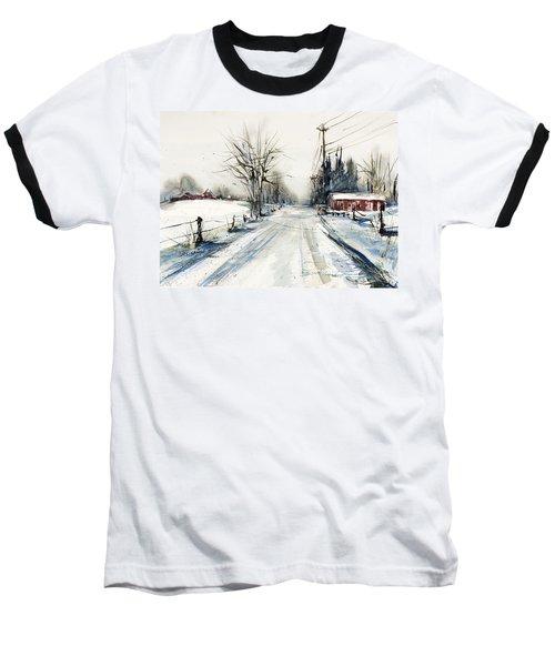 Ballina Road Baseball T-Shirt