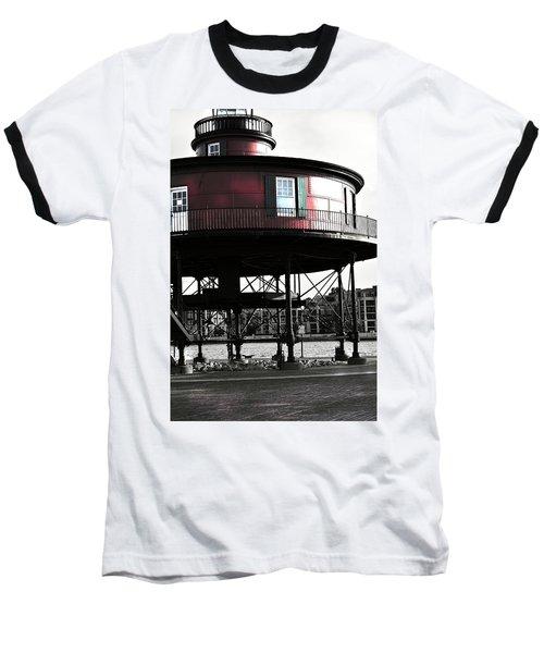 Baltimore Lighthouse Baseball T-Shirt