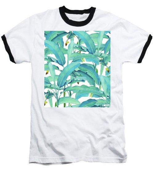Banana Forest Baseball T-Shirt